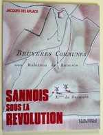 Livre Sannois Sous La Révolution Jacques Delaplace 1989 Bicentenaire Révolution Française - Ile-de-France