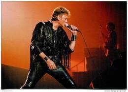 Johnny Hallyday - Bercy 1990 - Artistes