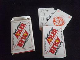 Jeu De 52 Cartes à Jouer - Radiateur ADLER - 54 Cards