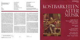 CD KOSTBARKEITEN ALTER MUSIK (1968) - Classical