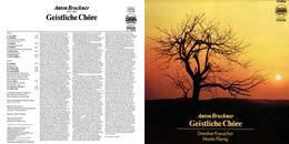 CD Martin Flämig&Dresdner Kreuzchor. BRUCKNER. GEISTLICHE CHÖRE - Religion & Gospel