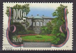 Jardins Publics- ISLANDE - Jardin Du Parlement - N° 1248 - 2011 - 1944-... Republique