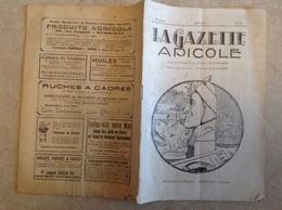 La Gazette Apicole 1927 Abeille Environ 30 Pages - Livres, BD, Revues