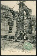 Cavaillon - L'Arc De Triomphe Marius - Phot. E. Lacour N° 1427 - Voir 2 Scans - Cavaillon
