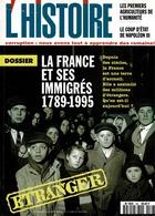 N° 193 Nov 95 Magazine L'HISTOIRE LHISTOIRE NAPOLEON POMPEI SUGIHARA CRISTOBAL GARRISSON COMPOSTELLE - Geschiedenis