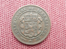 LUXEMBOURG Monnaie De 2 1/2 Cts 1901 - Luxembourg