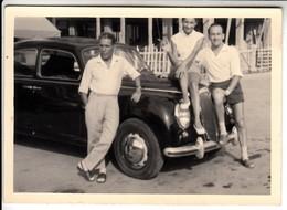 AUTO CAR VOITURE LANCIA AURELIA - FOTO ORIGINALE - Cars