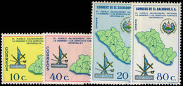 El Salvador 1970 Human Rights Unmounted Mint. - El Salvador