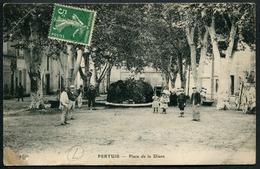 Pertuis - Place De Diane - E.L.D. - Voir 2 Scans - Pertuis