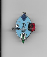 PIN'S STADE RENNAIS LIGUE EUROPA - Voetbal