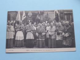 Sacre De Monseigneur PELT ( 29 Sept 1919 ) METZ ( Cliché Haas ) Anno 19?? ( Voir Photo Svp ) ! - Metz