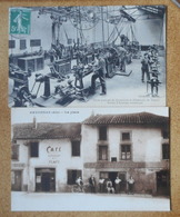 Tres Joli Lot De 20 Cpa Diverses, Villages , France , Tres Belles Animations - A Voir (34) - Cartes Postales