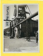 """Gard :  La Grand Combe, Les Mines, Rare Photo D'Epoque, N°2- """"RICARD"""" Inferieur, Voir Descriptif Et Scans... - La Grand-Combe"""