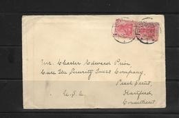 O) 1906 CIRCA, GERMANIA SCT 68 10pf, TO USA - Germany