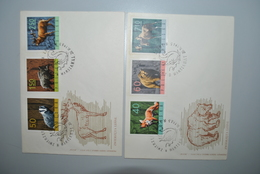 Pologne 1965 Enveloppes-souvenir Complet - Lettres & Documents