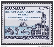 MONACO 2011  - Y.T. 2796  - NEUF ** - Monaco