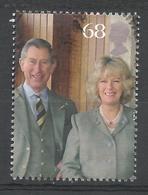 Great Britain 2005. Scott #2279b (U) Wedding Of Prince Charles And Camilla Parker Bowles * - 1952-.... (Elizabeth II)