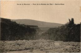 ILE DE LA REUNION ,PONT DE LA RIVIERE DE L'EST -SAINTE ROSE   REF 58416C - La Réunion