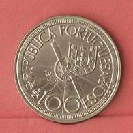 PORTUGAL 100 ESCUDOS 1987 -    KM# 641 - (Nº10916) - Portugal