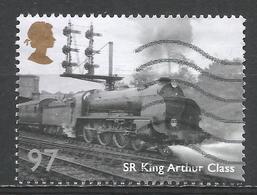 Great Britain 2010. Scott #2832 (U) Southern Railway King Arthur Class * - 1952-.... (Elizabeth II)