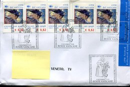 40829 Vaticano,special Postmark 2018 Prison Of Opera (milan) St.joseph Patron Of The Italian Prisons - Vatican