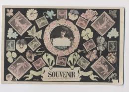 TIMBRES - Souvenir - 1913 - Francobolli (rappresentazioni)