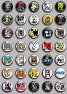 55 X Nofx Band Music Fan ART BADGE BUTTON PIN SET 1 (1inch/25mm Diameter) - Music