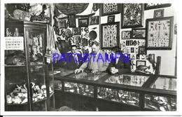 105648 PARAGUAY ASUNCION MUSEUM MUSEO ESCOLAR INTERIOR POSTAL POSTCARD - Paraguay