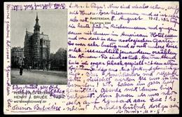 Amsterdam, 8.8.1912, - Amsterdam