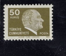 690262159 TURKEY 1979 1981  POSTFRIS MINT NEVER HINGED POSTFRISCH EINWANDFREI SCOTT 2127 KEMAL ATATURK - 1921-... République