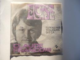 Claude François - Eloïse - Vinyles