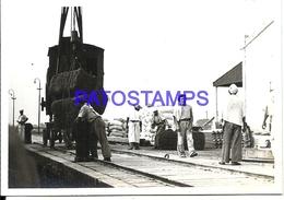 105655 PARAGUAY VILLA CONCEPCION RAILROAD PHOTO NO POSTAL POSTCARD - Paraguay
