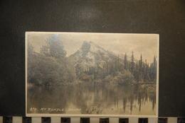 CP, Amérique, CANADA Mount Rundle BANFF N°870 - Banff
