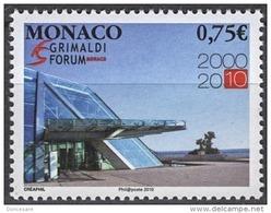 MONACO 2010  - Y.T. 2744 - NEUF ** - Monaco
