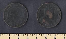Hong Kong 1 Cent 1903 - Hong Kong