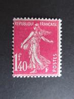 5)   Timbre N° 196  Neuf ** Sans Charnière --- Cote : 50,00 € - Nuovi