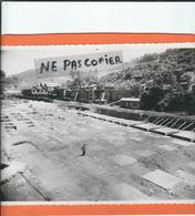 """Gard :  La Grand Combe, Les Mines, Rare Photo D'Epoque, N°9- """"RICARD"""" Inferieur, Voir Descriptif Et Scans... - La Grand-Combe"""