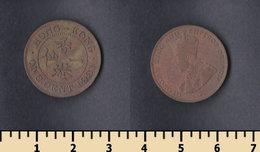 Hong Kong 1 Cent 1931 - Hong Kong