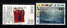 Eire 1989  Yv & T 686, 692,   Used - 1949-... République D'Irlande