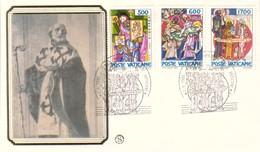 Vaticano 1985 FDC Filagrano San Metodio. - FDC