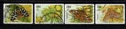 Eire 1994  Yv & T 868/871, Mi 865/868  Used - 1949-... République D'Irlande