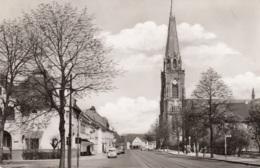 """Ford Taunus """"Buckel"""" G93A,Mercedes 319,Krefeld-Bockum, Gelaufen - Voitures De Tourisme"""