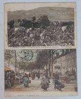 Tres Joli Lot De 20 Cpa Diverses, Villages , France , Tres Belles Animations - A Voir (35) - Cartes Postales
