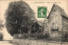 D78   GROSROUVRE  Châlet De La Butte Castel  ................. - France