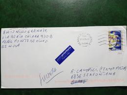 (7897) ITALIA STORIA POSTALE 2005 - 6. 1946-.. Repubblica