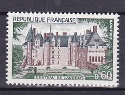 N° 1559 Château De Langeais:Un  Timbre Neuf Impeccable Sans Charnière - Ongebruikt