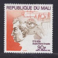 MALI AERIENS N°  265 ** MNH Neuf Sans Charnière, TB (D8015) 200ème Anniversaire D'André-Marie Ampère - 1975 - Mali (1959-...)