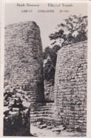 236841Zimbabwe, Great Ruins North Doorway – Elliptical Temple (voir Coins) - Zimbabwe