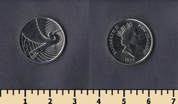New Zealand 5 Cents 1990 - New Zealand