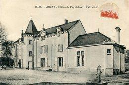 ARCAY - Autres Communes
